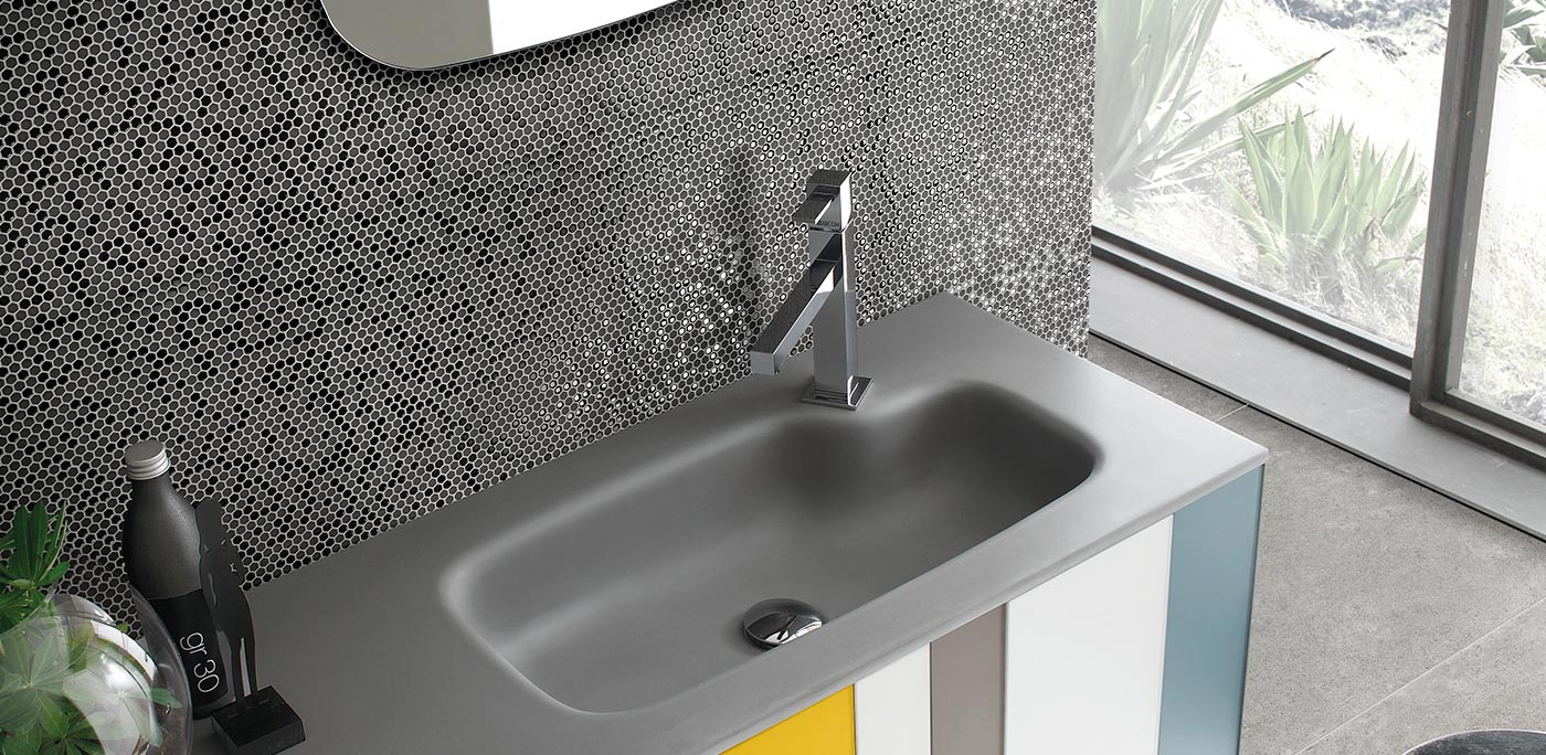 Mosaike Setzen Interessante Akzente In Badezimmer U0026 Co.