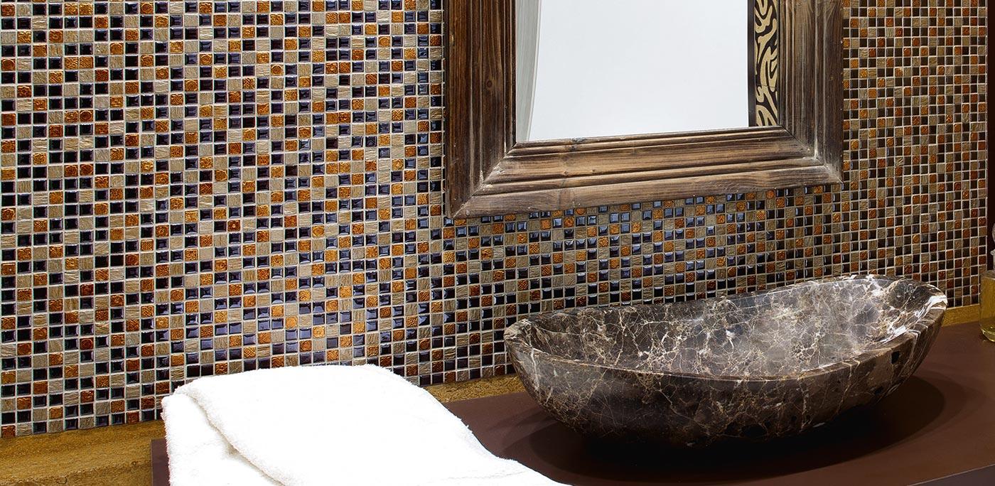 Mosaikfliesen Von C S